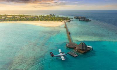 Juhlamatka Malediiveille