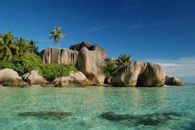 Asiakkaamme matkasivat Seychelleillä reitillä La Digue – Praslin – Mahe